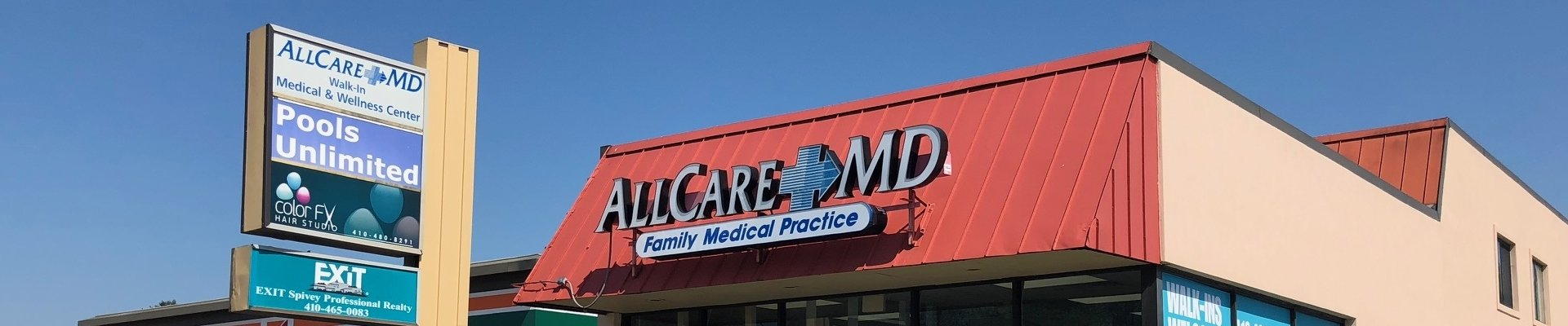 AllCare Family Medicine & Urgent Care - Ellicott City, MD